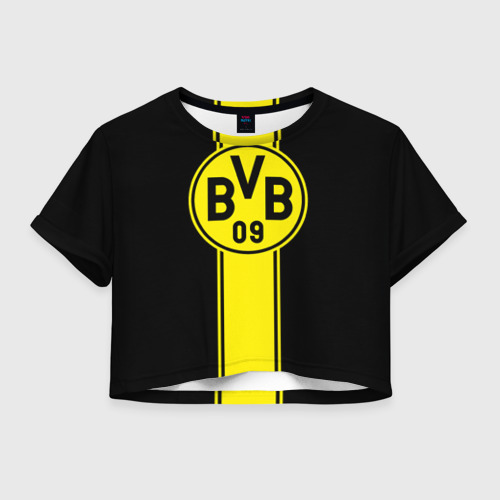 Женская футболка Cropp-top BVB