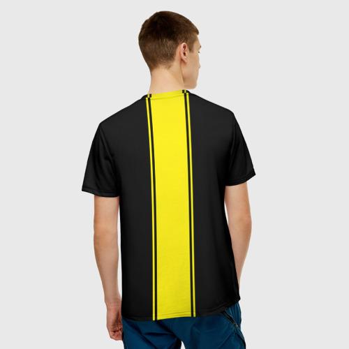 Мужская футболка 3D BVB Фото 01
