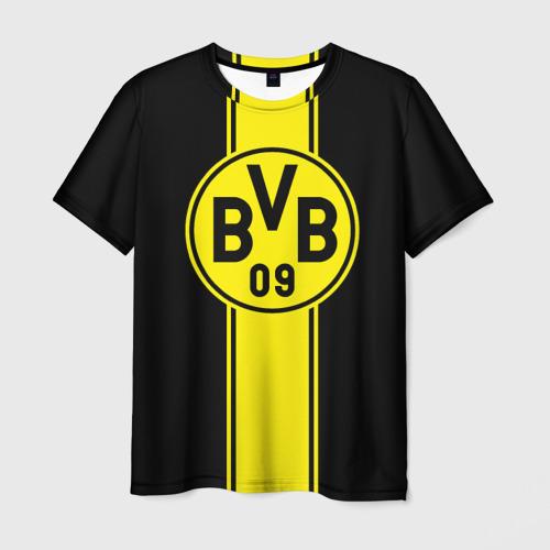 Мужская футболка 3D  Фото 01, BVB