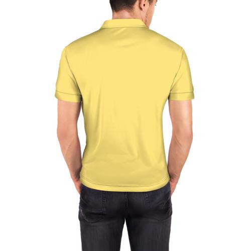 Мужская рубашка поло 3D  Фото 04, Dragon lore cs go