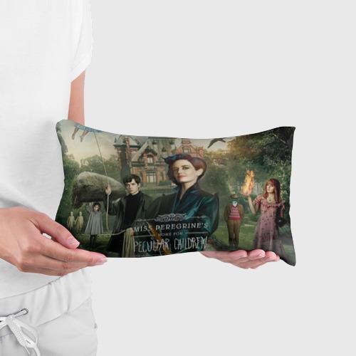 Подушка 3D антистресс  Фото 03, Дом странных детей Мисс Перегрин