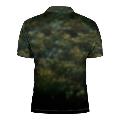 Мужская рубашка поло 3D  Фото 02, Миллард Наллингс