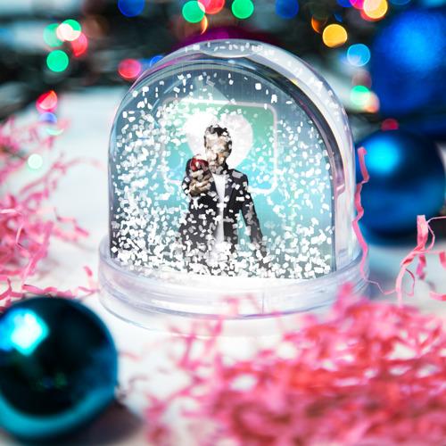 Водяной шар со снегом  Фото 04, Хаус