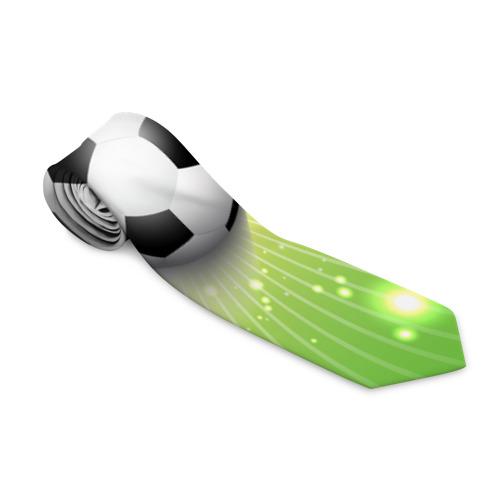 Галстук 3D Футбольный мяч 3