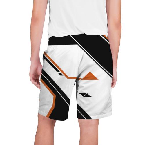 Мужские шорты 3D  Фото 02, cs:go - Asiimov P250 Style