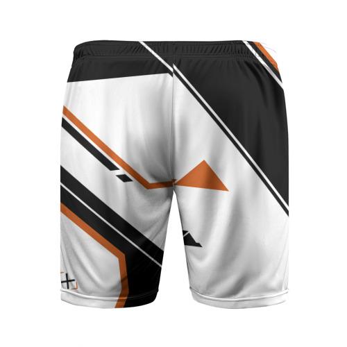 Мужские шорты 3D спортивные  Фото 02, cs:go - Asiimov P250 Style