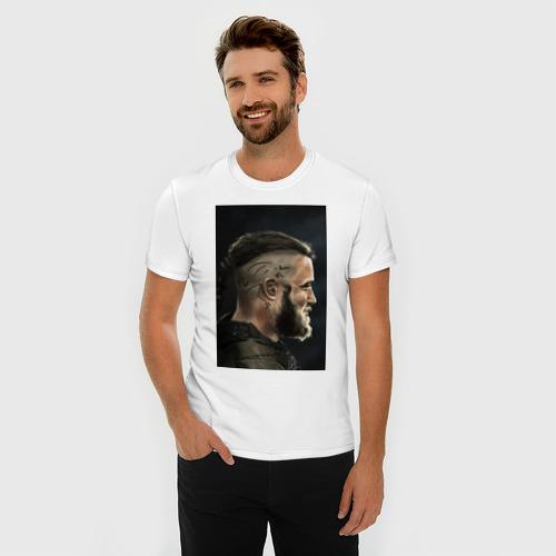 Мужская футболка премиум  Фото 03, Ragnar Lodbrock