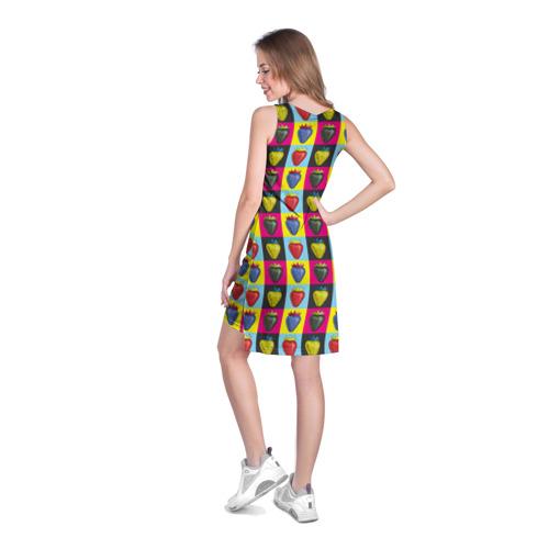 Платье-майка 3D  Фото 04, POP ART
