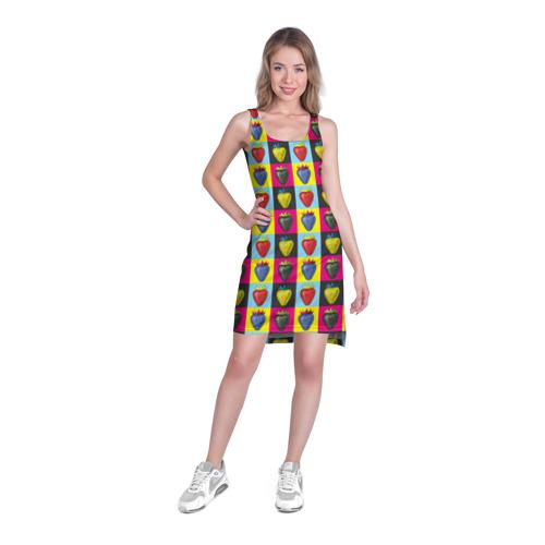 Платье-майка 3D  Фото 03, POP ART