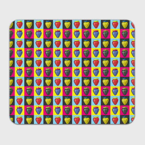 Коврик для мышки прямоугольный  Фото 01, POP ART