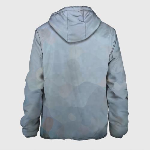 Мужская куртка 3D  Фото 02, Кролик с газетой