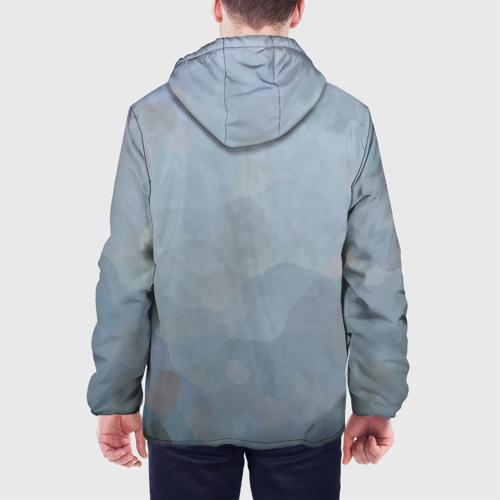 Мужская куртка 3D  Фото 05, Кролик с газетой