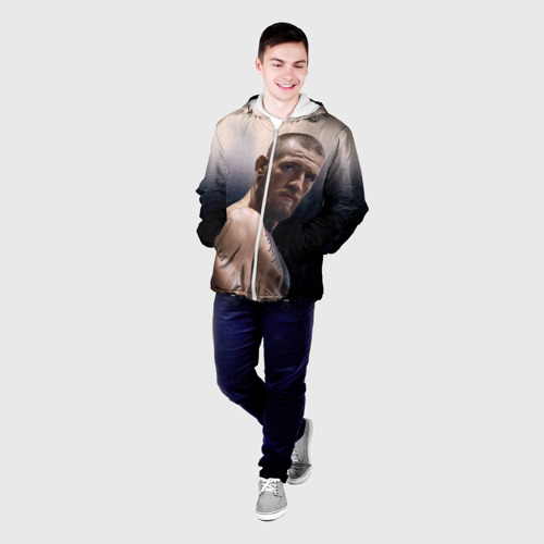 Мужская куртка 3D  Фото 03, Конор Макгрегор