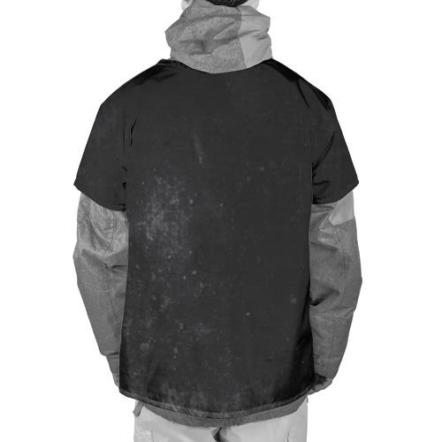 Накидка на куртку 3D Конор Макгрегор Фото 01