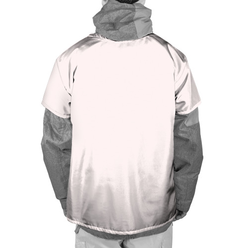 Накидка на куртку 3D  Фото 02, Любовь напрокат 3