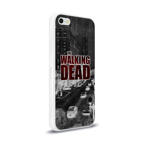 Чехол для Apple iPhone 5/5S силиконовый глянцевый  Фото 02, The Walking Dead