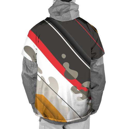 Накидка на куртку 3D  Фото 02, Pat24