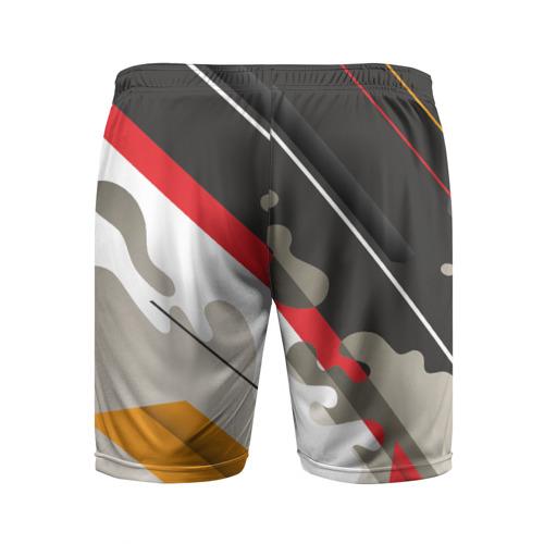 Мужские шорты 3D спортивные  Фото 02, Pat24