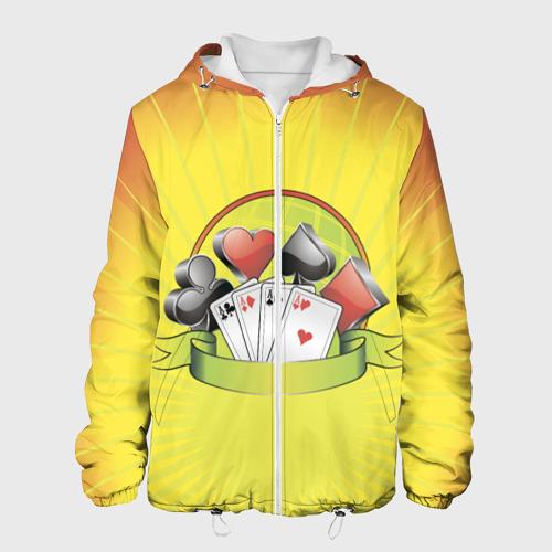 Мужская куртка 3D  Фото 01, Четыре туза 2