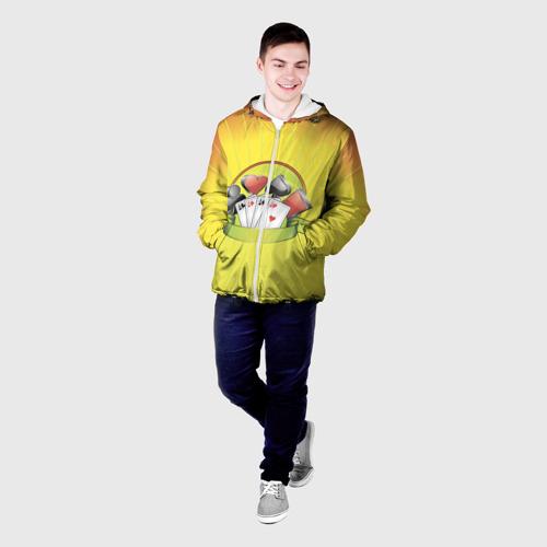 Мужская куртка 3D  Фото 03, Четыре туза 2