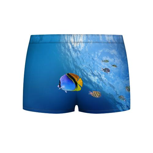 Мужские трусы 3D  Фото 02, Море