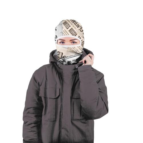 Балаклава 3D  Фото 04, Газеты