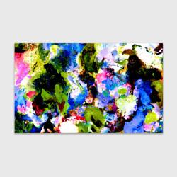 Абстракция цвета