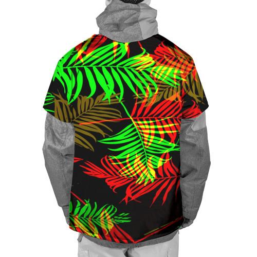 Накидка на куртку 3D  Фото 02, Гавайи