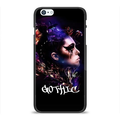 Чехол для Apple iPhone 6Plus/6SPlus силиконовый глянцевый  Фото 01, Ghotic