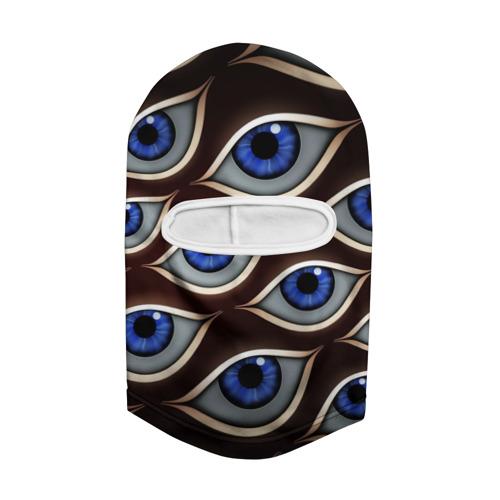 Балаклава 3D  Фото 02, Глаза