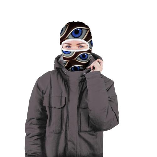 Балаклава 3D  Фото 04, Глаза