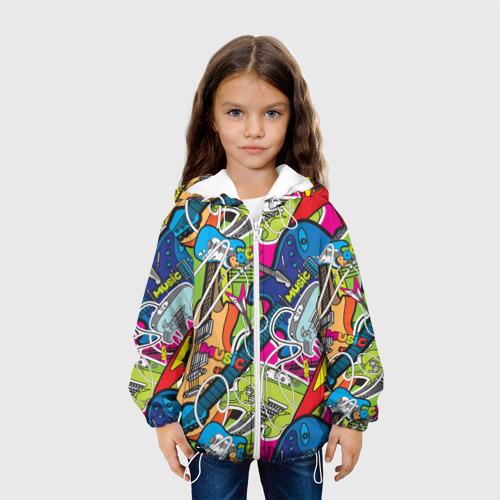 Детская куртка 3D  Фото 04, POP ART