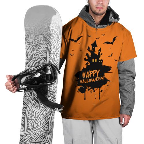 Накидка на куртку 3D  Фото 01, Halloween