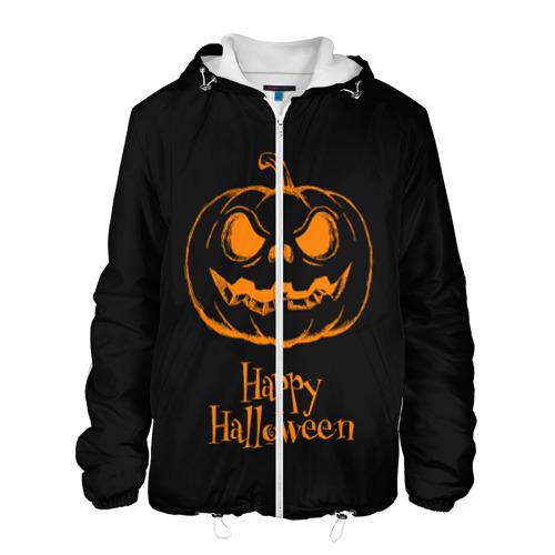 Мужская куртка 3D  Фото 01, Halloween