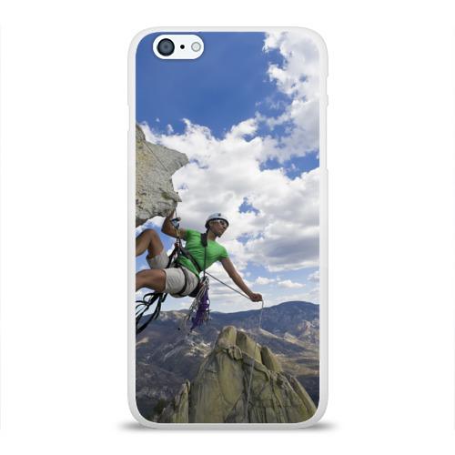 Чехол для Apple iPhone 6Plus/6SPlus силиконовый глянцевый  Фото 01, На пике славы