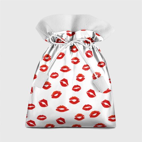 Подарочный 3D мешок  Фото 01, Поцелуйчики