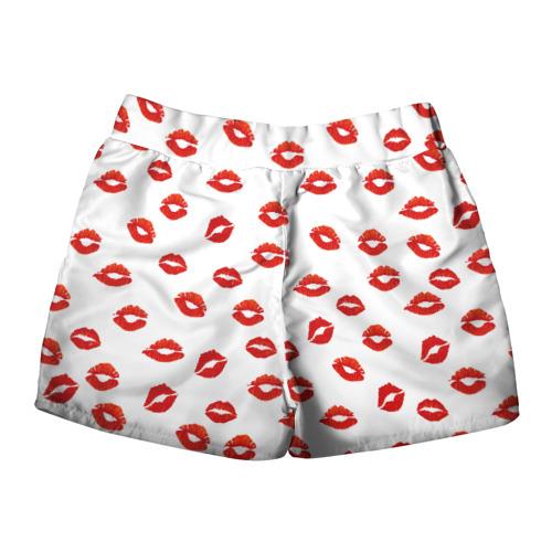 Женские шорты 3D  Фото 02, Поцелуйчики