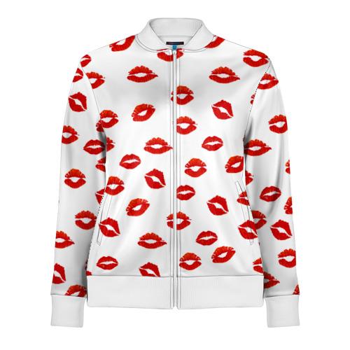 Женская олимпийка 3D  Фото 01, Поцелуйчики