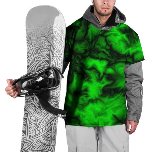 Накидка на куртку 3D  Фото 01, Абстракт