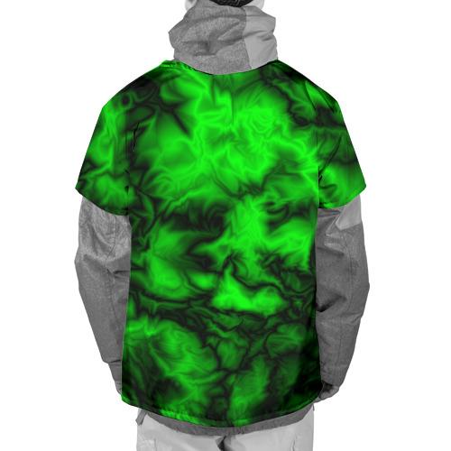 Накидка на куртку 3D  Фото 02, Абстракт