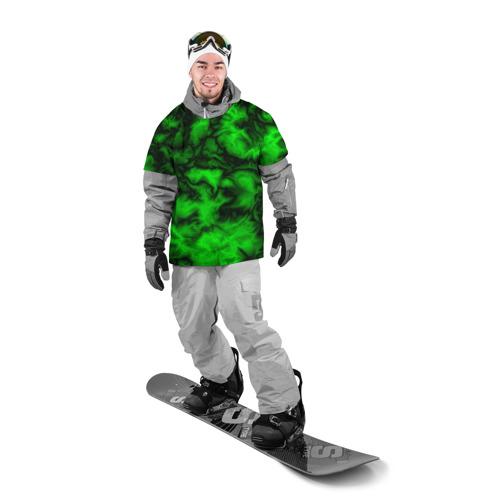 Накидка на куртку 3D  Фото 03, Абстракт