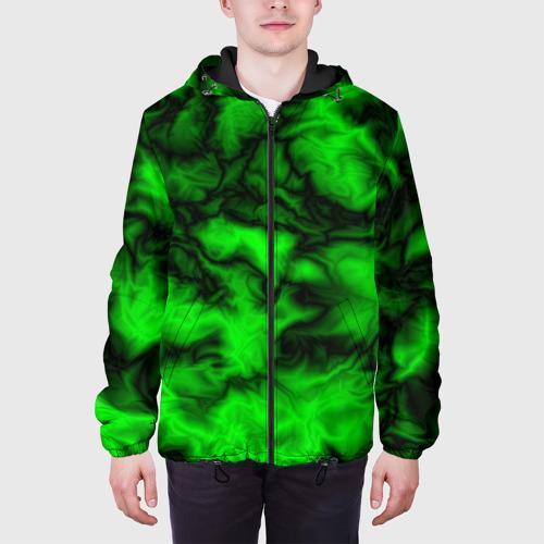 Мужская куртка 3D Абстракт Фото 01