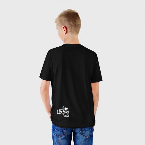 Детская футболка 3D cs:go - Cache graffiti Фото 01