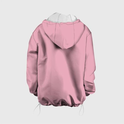 Детская куртка 3D  Фото 02, Grumpy cat pink