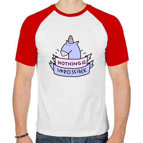 Мужская футболка реглан  Фото 01, unicorn