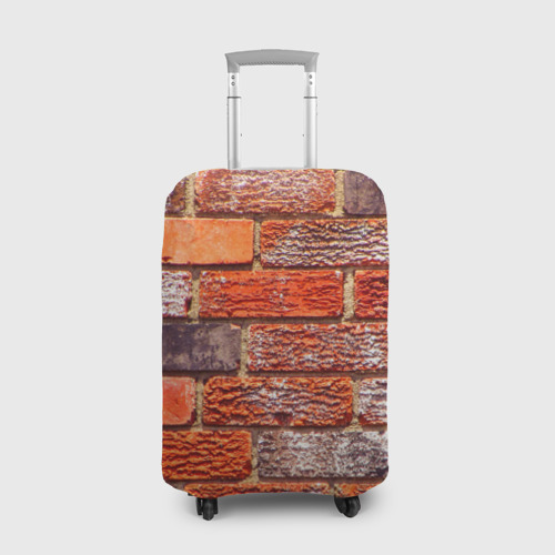 Чехол для чемодана 3D Кирпичи Фото 01