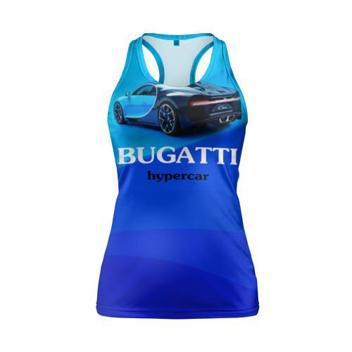 Bugatti hypercar