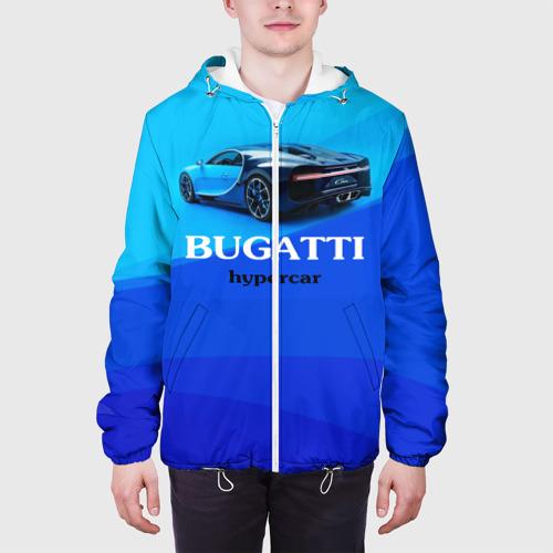 Мужская куртка 3D  Фото 04, Bugatti hypercar