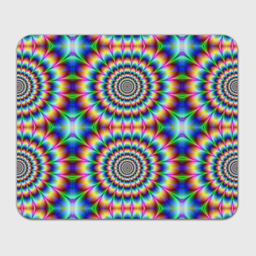 Коврик прямоугольный  Фото 01, Grazy fractal