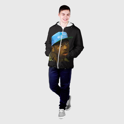 Мужская куртка 3D  Фото 03, Tyler the creator